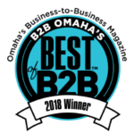 Pixel Fire Marketeing Best of B2B 2018 Winner
