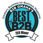 Pixel Fire Marketeing Best of B2B 2019 Winner